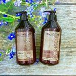 Dầu gội Haneda Collagen giúp phục hồi tóc hiệu quả sau 3 lần gội